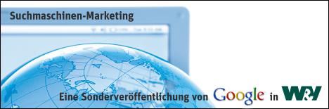 Suchmaschinen Marketing in Werben und Verkaufen