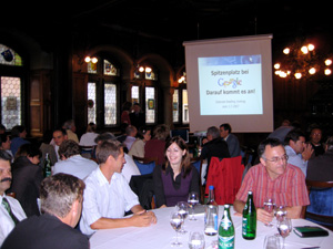 Vortrag in Zürich