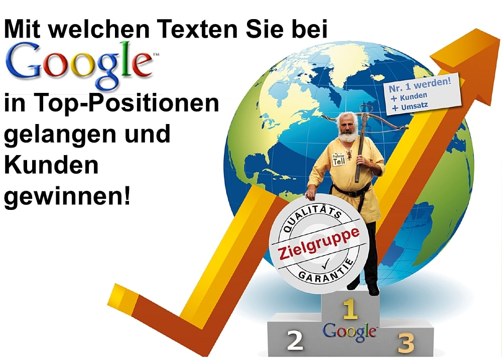 Search-Expo: Top-Positionen bei Google