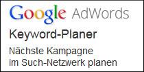 Keyword-Planer von Google