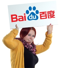 Baidu in China