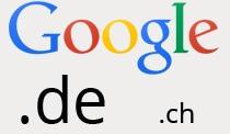 Wenn deutsche Domains bei Google dominieren