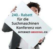 Rabatt Suchmaschinen Konferenz