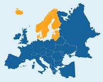 B2C-E-Commerce Report für Nordeuropa