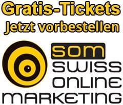 Gratis-Tickets für die Swiss Online Marketing Messe 2015 vorbestellen!