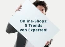 Online-Shop: 5 wichtige Trends