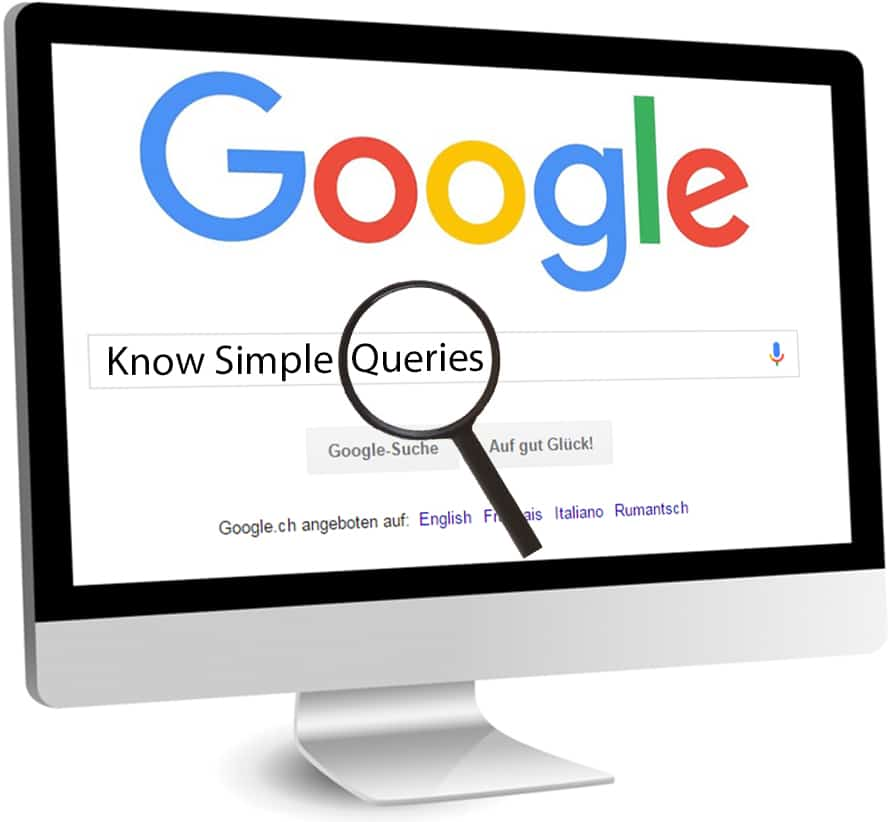 Know-Simple-Queries