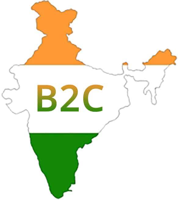 Der B2C Markt in Indien erlebt momentan einen enormen Boom.
