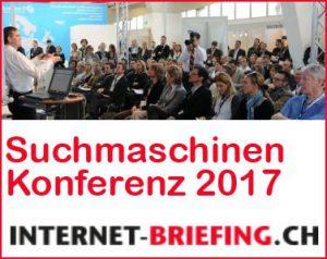 Möchten auch Sie an der  Suchmaschinenkonferenz 2017 teilnehmen?