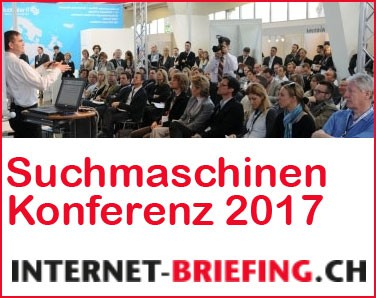 Möchten auch Sie  an der diesjährigen Suchmaschinenkonferenz teilnehmen?