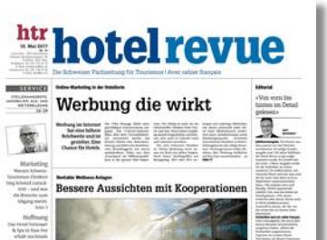 Artikel Hotel Revue
